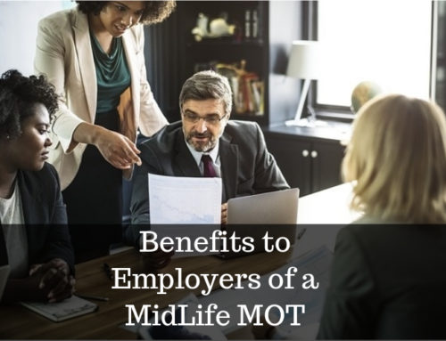 What are the Benefits to Employers who offer a MidLife MOT?