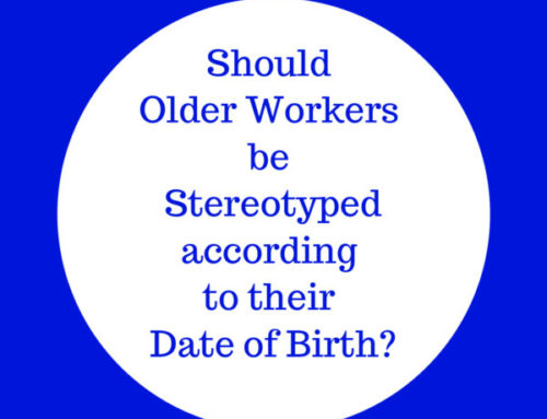 Should employees be stereotyped by age?