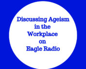 discussing ageism in workplace radio interview
